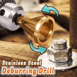 Stainless Steel Deburring Drill