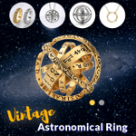 Vintage Astronomical Ring