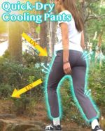 Quick-Dry Cooling Pants