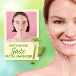 Anti-Aging Jade Facial Massager