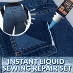 Instant Liquid Sewing Repair Set