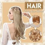 Hair Extension Band Beauty ModerateRose