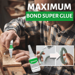 Maximum Bond Super Glue