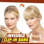 Seamless Clip-In Bangs