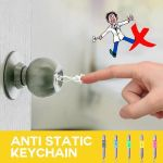 Static Remover Keychain