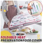 Foldable Heat Preservation Food Cover
