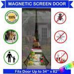 Magic Hands-Free Magnetic Screen Mesh