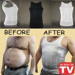Body Compression Lifting Vest for Men