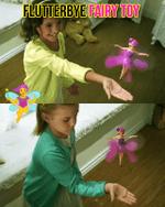 Flutterbye Fairy Toy