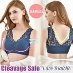 Comfort Super Elastic Breathable Lace Bra