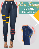 Ultra-Toning Jeans Leggings