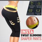 Insta Sweat Slimming Shaper Pants