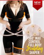 360° MAX Control Full Body Sculpting Shaper