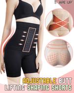 Adjustable Butt Lifting Shaping Shorts