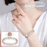 2-in-1 Transformable Ring Bracelet
