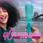 4C-Hair Detangler Brush