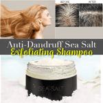 Anti-Dandruff Sea Salt Exfoliating Shampoo