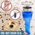Anti-Odor Drain Cover Cup