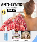 Anti-Static Cloth & Hair Spray
