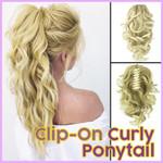 Clip-On Ponytail