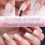 Silk Fiberglass Nail Extension