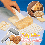Pastry Lattice Rolling Cutter