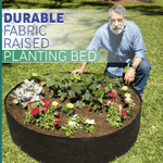 Durable Fabric Raised Planting Bed