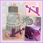CakeDeco+ Instant Pearl Applicator Set