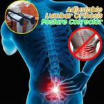 Adjustable Lumbar Orthosis Posture Corrector