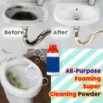 All-Purpose Foaming Super Cleaning Powder