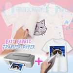 Easy Fabric Transfer Paper