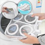 Mesh Shoes Laundry Bag