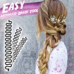 Easy Mermaid Braid Tool 3pcs