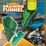 Flexible Draining Funnel