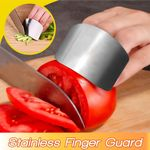 Stainless Finger Guard