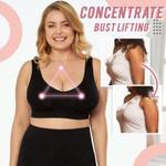 Plus Size Ice Silk Comfort Bra