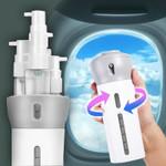 4-in-1 Toiletries Travel Dispenser