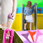 Reusable Squat-Free Female Urinal