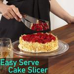 Easy Serve Cake Slicer (2 pcs set)