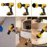 Power Scrubber Brushes (3 pcs set)