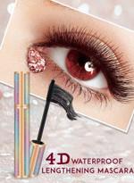 4D Waterproof Lengthening Mascara