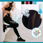 Quick Dry Skin Cooling Breathable Leggings