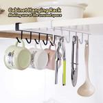 Cabinet Hanging Rack (6 Hooks)