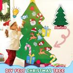 3ft DIY Felt Christmas Tree