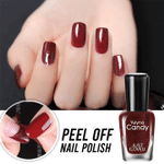 Peel-Off Nail Polish