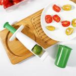 Veggie and Fruit Syringe Slicer