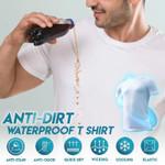 Anti-Dirty Waterproof Quick Dry T-Shirt