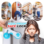 Child Proof Safe Lock