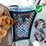 Stretchable Car Seat Mesh Organizer