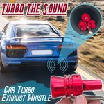 Car Turbo Exhaust Whistle